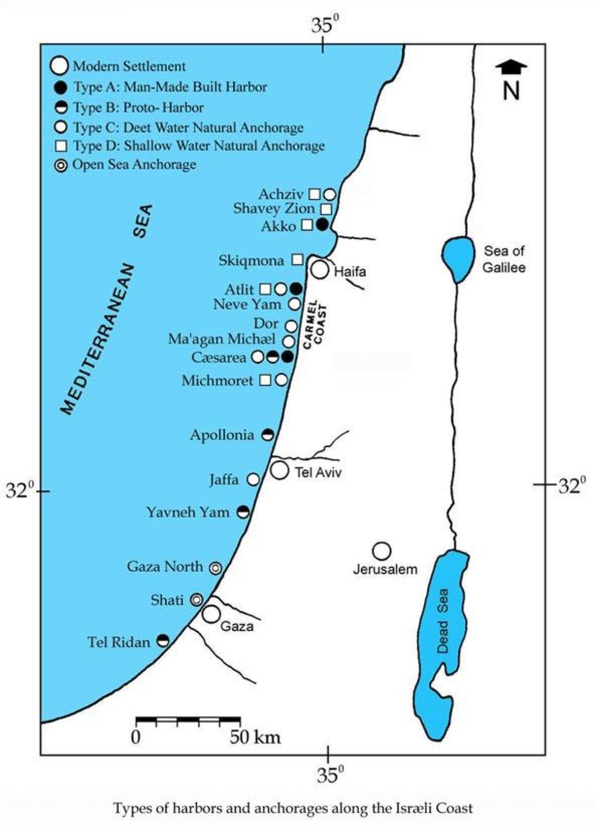 kart over israel Israel porter kart   Kart over israel porter (Vest Asia   Asia) kart over israel